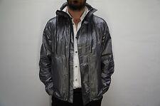 DSQUARED² Techno Reflective Silver  Windbreaker 50
