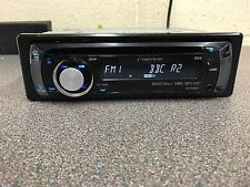 Pioneer car radio stereo cd Mp3 player Model Deh-P4100sd Rds Usb Aux In iPod In