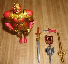 Mystic Knights Of Tir Na Nog Rohan Complete Action Figure 1998 Bandai Very Rare!
