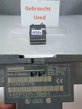 Siemens power supply 6EP1311-1SH01 logo power