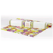 The Master Herbalist Freesia Drawer Liners Scented Shelf Paper England