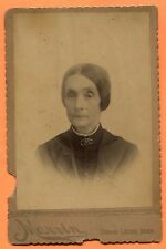 Grand Ledge, MI, Portrait of a Woman, by Marvin, circa 1890