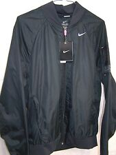 Nike Sphere Bomber Thermal Running Jacket H2O Repel 519736 060 Size Small