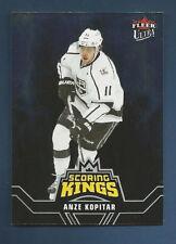 16/17 SHOWCASE KINGS ANZE KOPITAR SCORING KINGS CARD #SK17