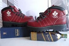 2002 Salt Lake City winter Olympics ROOTS TUFF Boots MEN'S US 9.5
