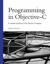 Programming in Objective-C (Developer's Library)