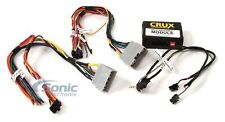 Crux SWRCR-59 Stereo Install Interface w/ SWC Retention for 05-15 Chrysler/Dodge