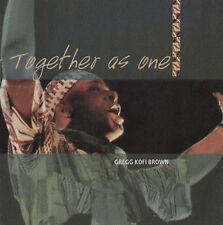 GREGG KOFI BROWN - Together As One - Sólo Surco