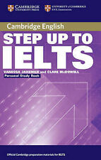 Step Up to IELTS Personal Study Book, Jakeman, Vanessa, New Condition