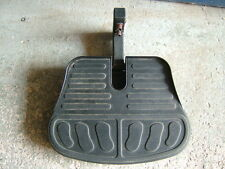 ELECTRIC MOBILITY RASCAL COMPASS 330 POWERCHAIR FOLD UP FOOTBOARD.
