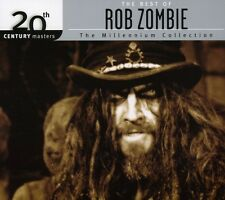 Rob Zombie - 20th Century Masters: Millennium Collection [New CD] Rmst, Repackag
