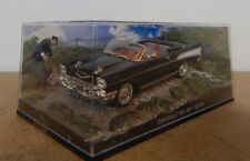 James Bond Car Collection- Chevrolet Bel Air Dr No 1:43rd scale