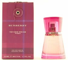 (GRUNDPREIS 139,80€/100ML) BURBERRY TENDER TOUCH WOMAN 50ML EAU DE PARFUM