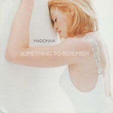Madonna CD Something To Remember - Versace Clad Madonna Edition - Europe