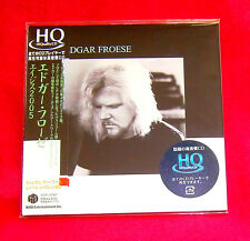 Edgar Froese AGES 1979/2005 JAPAN  HIGH QUALITY HQCD MINI LP CD NEW IECP-10187