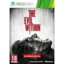 The Evil Within Microsoft Xbox 360 - Brand New & Sealed Video Game Free Delivery