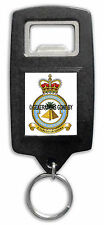 ROYAL AIR FORCE 4 FLYING TRAINING SCHOOL BOTTLE OPENER KEY RING