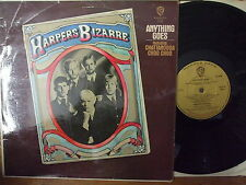 W1716 Harpers Bizarre - Anything Goes - 1967 LP