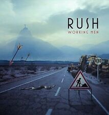 Rush Working Men ( Live)  Greatest Hits CD Pink Floyd
