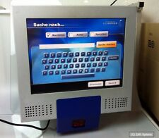 "15"" Touch Screen xkiosk PC con scanner, come cassa, terminal, info, POS, ecc."
