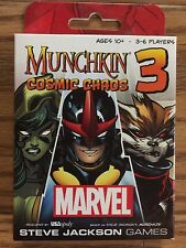 Munchkin: Marvel Edition 3 - Cosmic Chaos Expansion