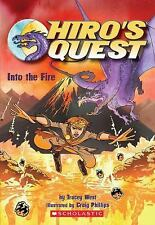 Into the Fire (Hiro's Quest, No. 2)