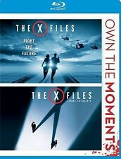 The X-Files: Fight the Future/The X-Files: I Want to Believe (Blu-ray Disc,...