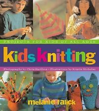 Kids Knitting by Melanie Falick (2003, Paperback)
