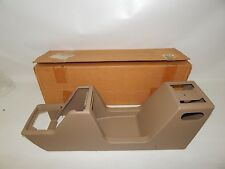 New OEM 1999 Ford Explorer Center Console Body Panel Assembly Beige Brown