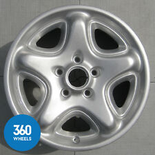 "1 x GENUINE BENTLEY 17"" ARNAGE 5 SPOKE SILVER ALLOY WHEEL PD21424T"