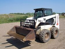 Bobcat 853 & 853h Skid Steer Workshop Manuale