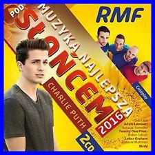 RMF FM 2CD MUZYKA NAJLEPSZA POD SŁOŃCEM 2016 kup !