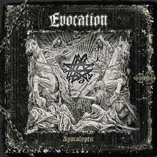 EVOCATION - Apocalyptic - CD - DEATH METAL