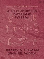 A First Course in Database Systems (2nd Edition)
