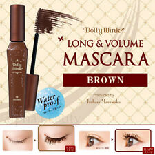 Koji Japan Dolly Wink Long & Volume Mascara Waterproof [Brown] by Tsubasa 2016