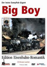 DVD Big Boy - Der letzte Dampflok-Gigant Rio Grande