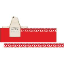 LOVE NOTES 2-IN-1 Deep Double Edge Border Punch By Martha Stewart