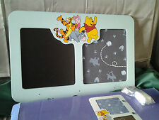 Lavagnetta tabellone attaccapanni bimbi winnie the pooh board 3 in one disney