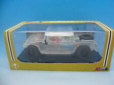 Power Slot, Hummer de Plástico Transparente Edición limitada de sólo 50