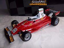EXOTO FERRARI 312T #12 Niki Lauda 1975 F1 WORLD CHAMPION 1:18 Diecast MIBs