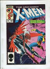 X-Men #201 ~ First Baby Nathan (Cable) ~ (Grade 8.5)WH