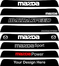 Mazda Sunstrip for an MX-5 1 - 2.5 1989 to 2004 - pre cut, no trimming required!