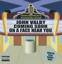 JOHN VALBY-COMING SOON ON A FACE NEAR YOU-CD/DVD