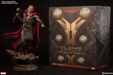 Sideshow Marvel Thor The Dark World Thor Premium Format Figure Statue In Stock
