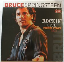 Bruce Springsteen Rockin' Live From Italy 1993 (vinyle neuf)