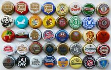 40 BOTTLE CAPS. ONLY BEER. ¡¡¡¡¡ FREE SHIPPING ¡¡¡¡¡¡