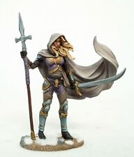 DARK SWORD MINIATURES - DSM7433 Female Undead Hunter