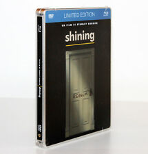 SHINING [STANLEY KUBRICK /STEELBOOK LIMITED EDITION DVD + BLU-RAY] 5051891132474