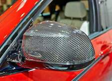 Real Carbon Fiber Mirror Cover For BMW X3 E83 X4 F26 X5 F15 X6 F16 2014UP 1pair