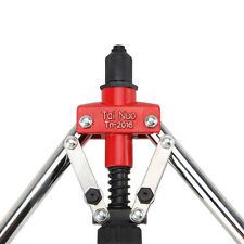 Repair Pop Rivet Gun | Manual Hand Riveter Heavy Duty Tool 40 Rivets 4 Nosepiece